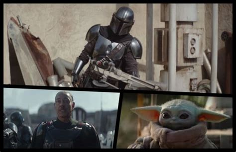 It's Too Soon For The Mandalorian To Receive An Emmy ...
