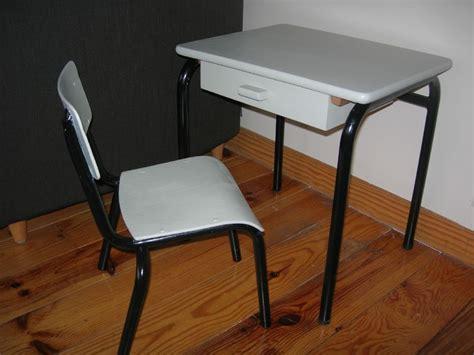 petit bureau ecolier petit bureau d 39 écolier et sa chaise assortie avant après