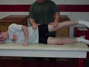 Manual Muscle Testing Of The Hip
