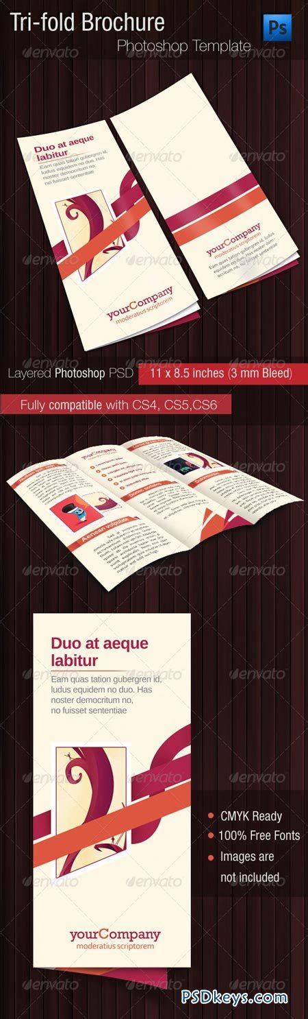 photoshop tri fold brochure tri fold brochure psd template 2582042 187 free photoshop vector stock image via torrent