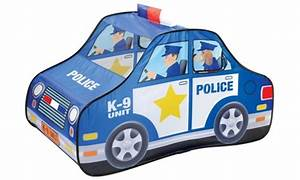 Pop-Open Police Car Tent with Carry Bag | Groupon