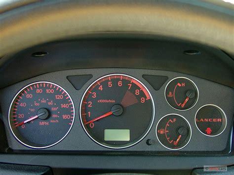 how make cars 2009 mitsubishi lancer instrument cluster image 2005 mitsubishi lancer 4 door sedan evolution viii manual instrument cluster size 640 x