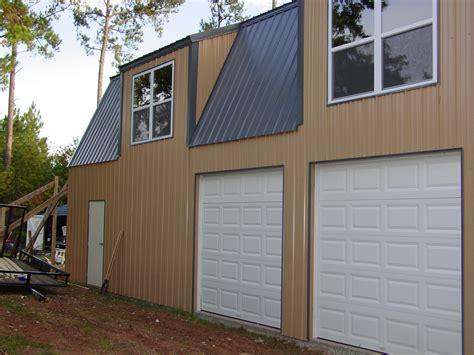 windows overhang garage doors creates perfect apartment