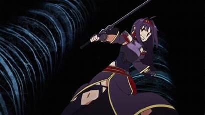 Yuuki Anime Konno Sword Zekken Gifs Espada