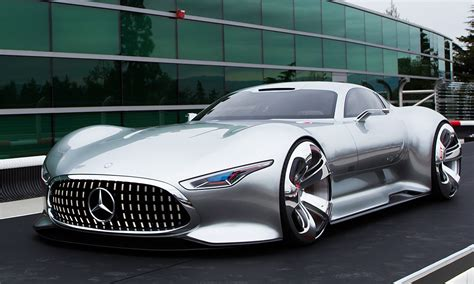 Mercedes Vision Gt Price by Mercedes Amg Vision Gran Turismo A Closer Look