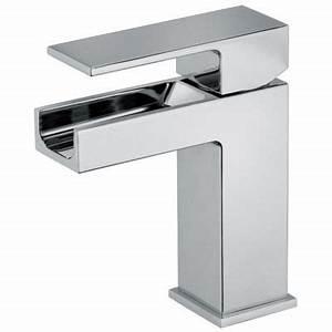 Robinet Lavabo Cascade : mitigeur lavabo cascade azola castorama ~ Edinachiropracticcenter.com Idées de Décoration