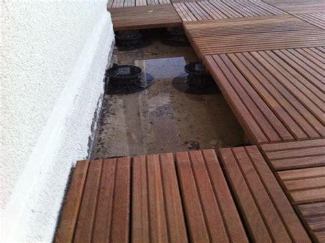 peinture sur meuble cuisine comment évacuer l 39 eau stagnant sur une terrasse