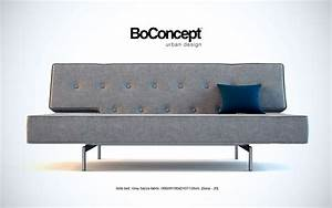 3ds boconcept sofa bed With boconcept sofa bed