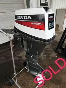 1996 Honda 9 9 Hp 2