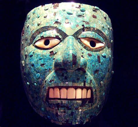 school poems inspired  aztec masks