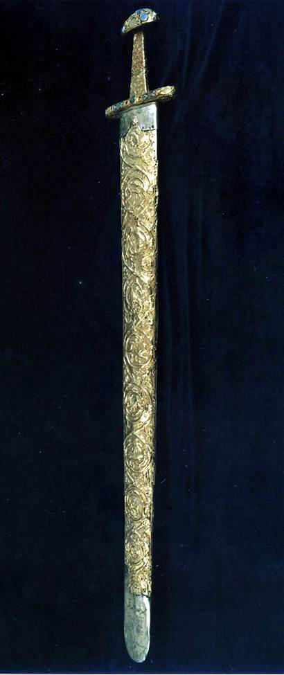 Sword Essen Damian Cosmas Swords Wikimedia Saints