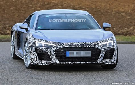2020 Audi R8 Gt Spy Shots  News About Cool Cars