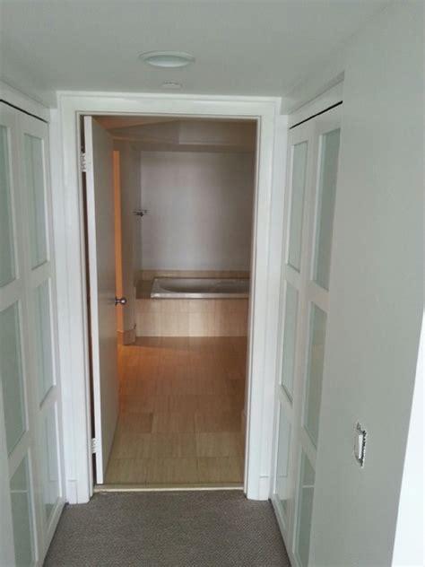 bi fold doors contemporary bathroom miami by metro