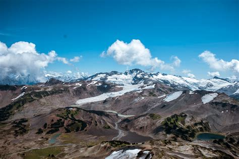 How Climate Change Moves Mountains