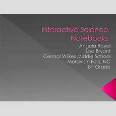 Ppt  Interactive Science Notebooks Powerpoint Presentation Id2652094
