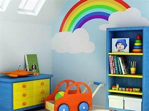 Babyzimmer Junge Wandgestaltung : wandgestaltung babyzimmer ~ Eleganceandgraceweddings.com Haus und Dekorationen
