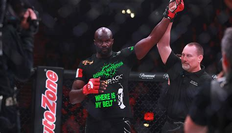 Cheick Kongo def. Timothy Johnson at Bellator 208: Best ...