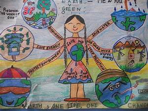 Paint our Earth Green | Einstein Campus