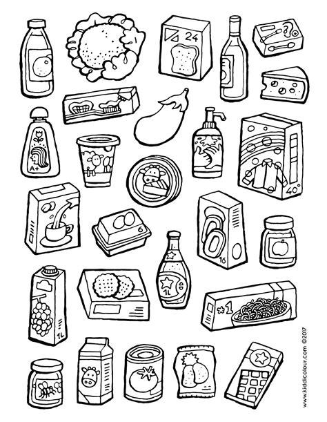 Kleurplaat Je Eien Zeepbel by Was Kannst Du In Einem Laden Kaufen Kiddimalseite