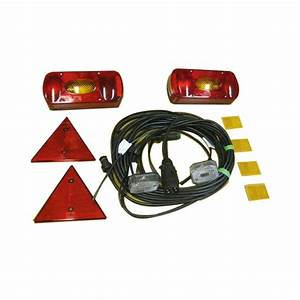 Kit Electrico Para Remolques De 3680x1700
