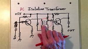 Audio Isolation Transformer 1