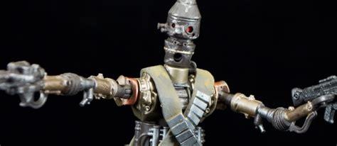 Hasbro: Star Wars: The Mandalorian Best Buy IG-11 Review ...