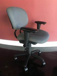 Used Office Chairs Haworth Improv HE Task Chairs At