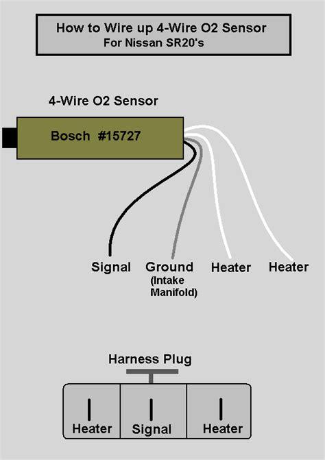 4 Wire O2 Sensor Wiring Diagram by O2 Sensor Forced Induction Performance Sau Community