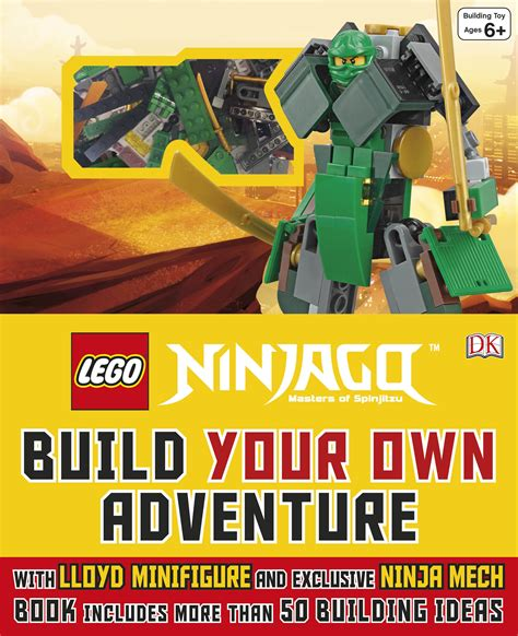 Uk Giveaway Win 1 Of 4 Lego Build Your Own Adventure