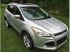 2015 FORD ESCAPE TITANIUM Buds Auto Used Cars for Sale