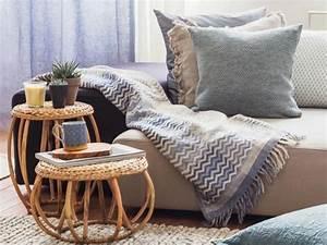 Decke Für Couch : decken und plaids living at home ~ Whattoseeinmadrid.com Haus und Dekorationen