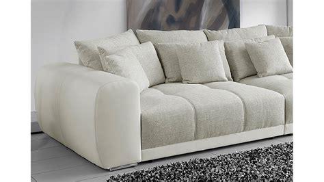 big sofa beige big sofa sam polsterm 246 bel sofa in wei 223 grau beige 310