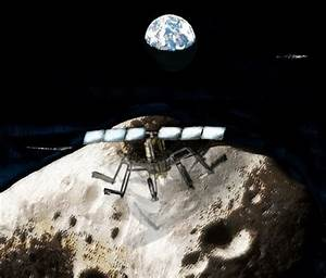 Luxembourg wants to become the NASA of asteroid mining ...