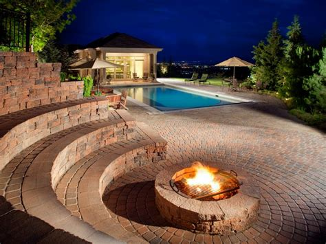 Patio And Pool Deck Ideas by 10 Pool Deck And Patio Designs Hgtv
