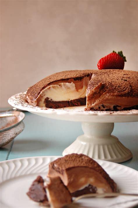 cuisine regionale mamma papera cheesecake ricotta e mascarpone alla