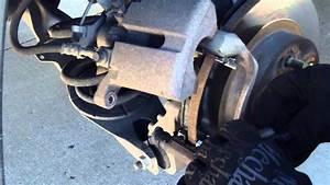 Pontiac G6 Rear Brakes