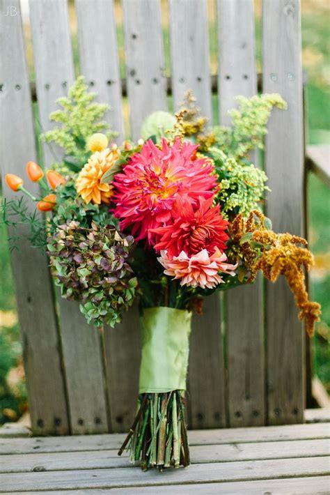 diy rustic fall barn wedding images