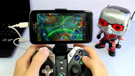play mobile legends  gamesir game controller