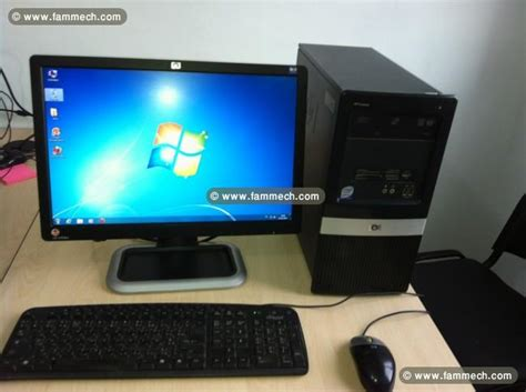promo pc bureau bonnes affaires tunisie ordinateurs de bureau pc