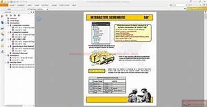 Cat Skid Steer 216b Electrical Diagram