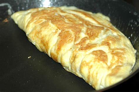 jeux de cuisine crepe omelette pliée en chausson greta garbure