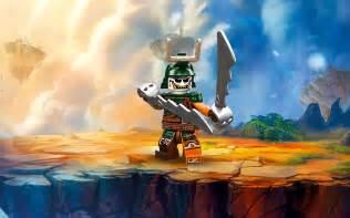 LEGO Ninjago Characters Cole