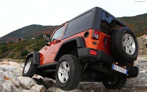 Jeep Wrangler 2012 Widescreen Exotic Car Picture #25 Of 68