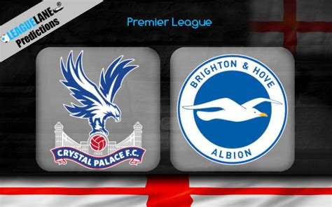 Crystal Palace vs Brighton Predictions, Tips & Match Preview