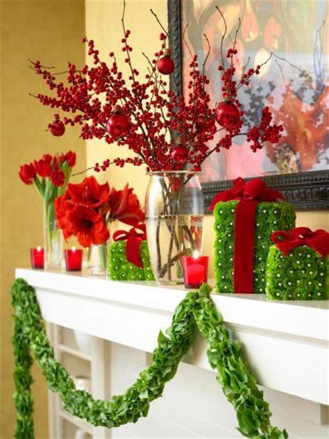 gorgeous holiday mantel decorating ideas midwest living