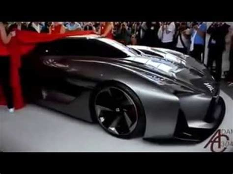 nissan skyline gtr concept car youtube