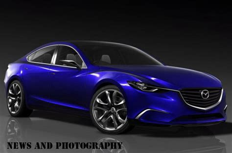mazda maker auto sport tuning mazda takeri concept 2012 car wallpaper
