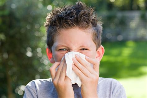 Does My Child Have A Cold Or Allergies