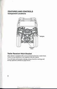 2011 Polaris Ranger Rzr Side By Side Owners Manual