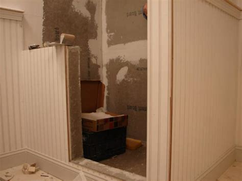 Install Tile In Bathroom by How To Install Tile In A Bathroom Shower Hgtv